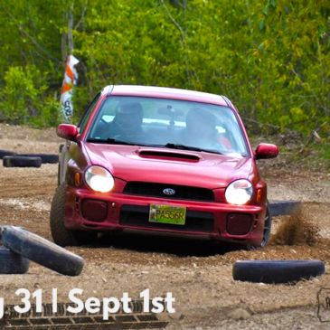 Registration for Rally X Double Header Opened
