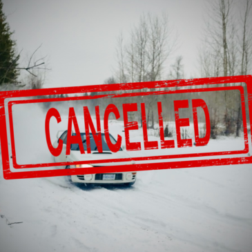 2020 Rally X Events Regrettably Cancelled